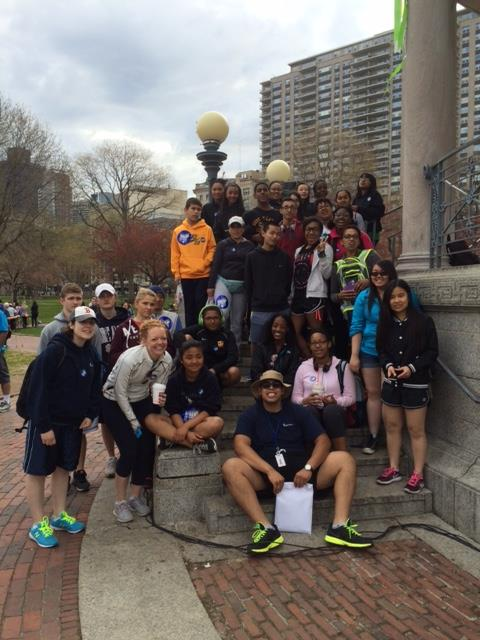 The Walk for Hunger is a yearly tradition at Steppingstone