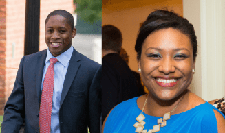 2013 - Steppingstone Alumni serve on the Board for the first time: Donavan Brown '95 and Mariel Novas '00