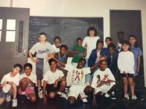 1992 - Summer class photo