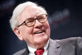 Warren Buffett [image credit]