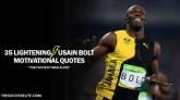 Usain Bolt Motivational Quotes