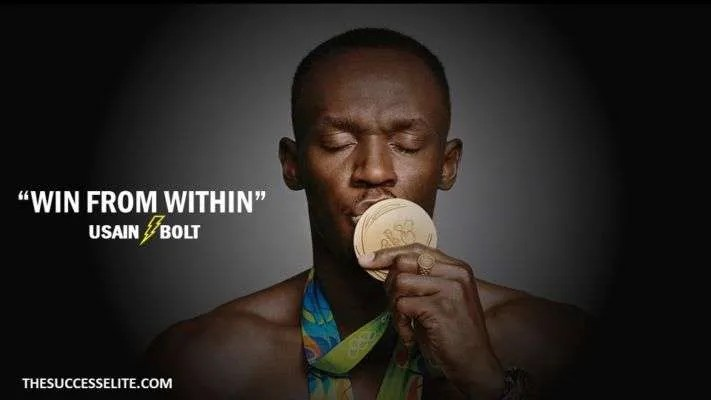 Bolt a champion from within