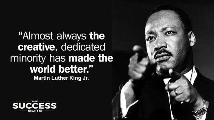 Top 25 Most Powerful Martin Luther King Jr Quotes The Success Elite