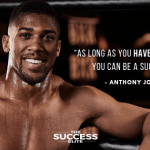 20 POWERFUL Anthony Joshua Quotes to Inspire Winners
