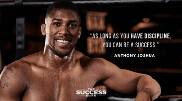Top 20 POWERFUL Anthony Joshua Quotes to Inspire Winners
