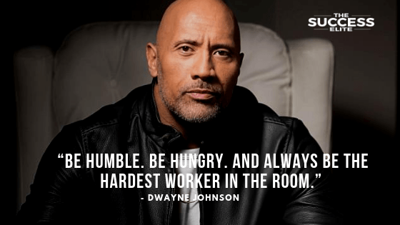 """20 Powerful Dwayne Johnson """"The Rock"""" Motivational Quotes"""