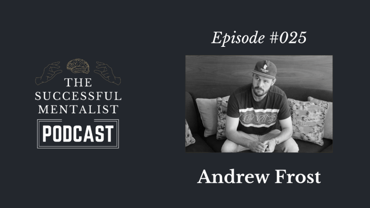 Episode #025 - Interview (Andy Frost)