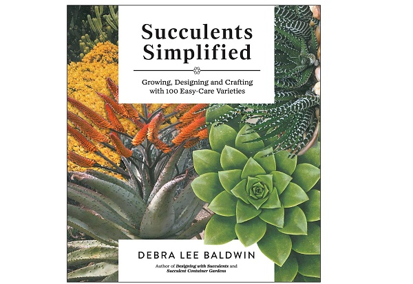 Succulents Simplified by Debra Lee Baldwin is a great gift