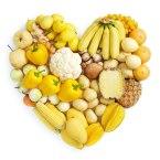 yellow foods via beach body dot com