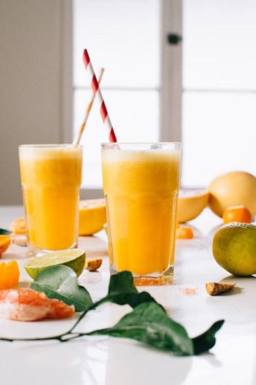 citrus turmeric rever upper via kale and caramel
