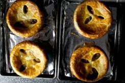 pancetta white bean and chard pot pies via smitten kitchen