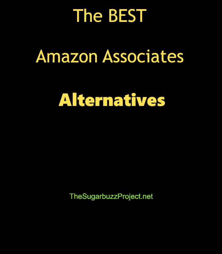 amazon associates alternatives