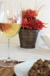 Keeping Warm with Wine and Dessert