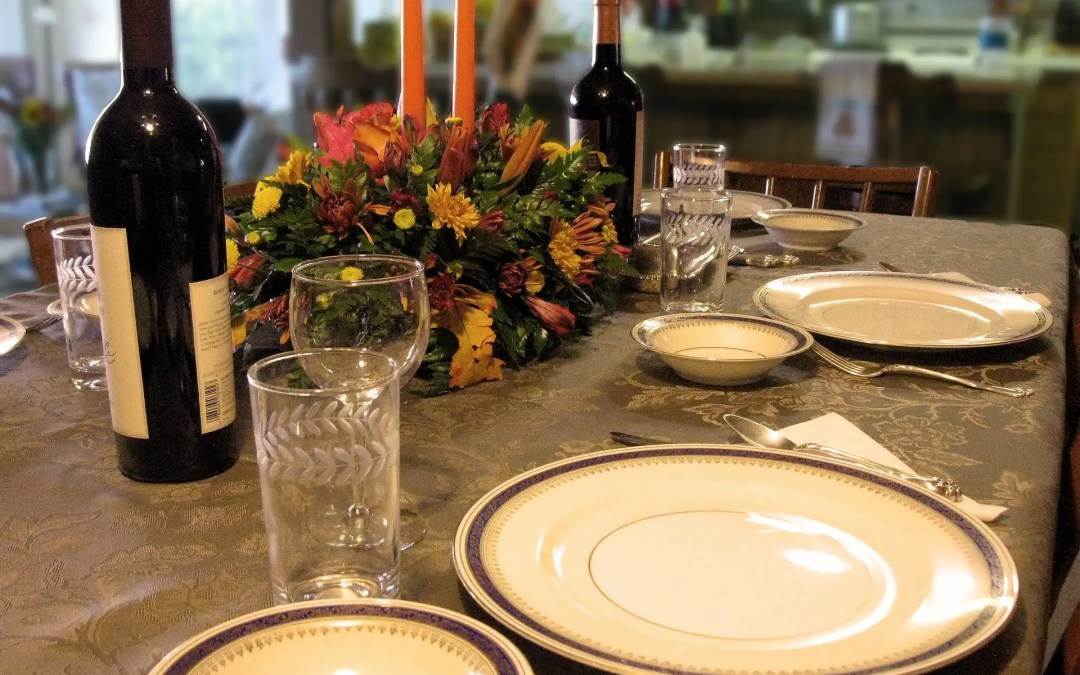 Thanksgiving Wines to Take You From Dinner to Dessert