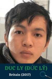 Duc Ly (Đức Lý) (Missing Person)