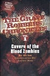 Cavern of Blood Zombies Novel cover