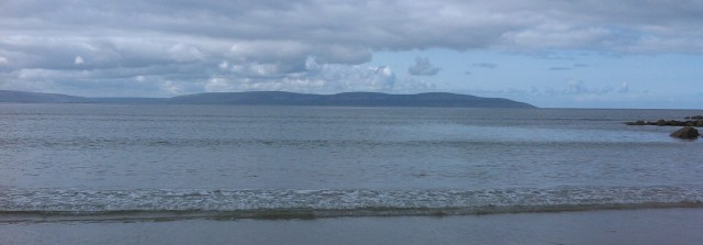 Galway Bay, our last day