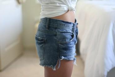 denim shorts summer of diane 015