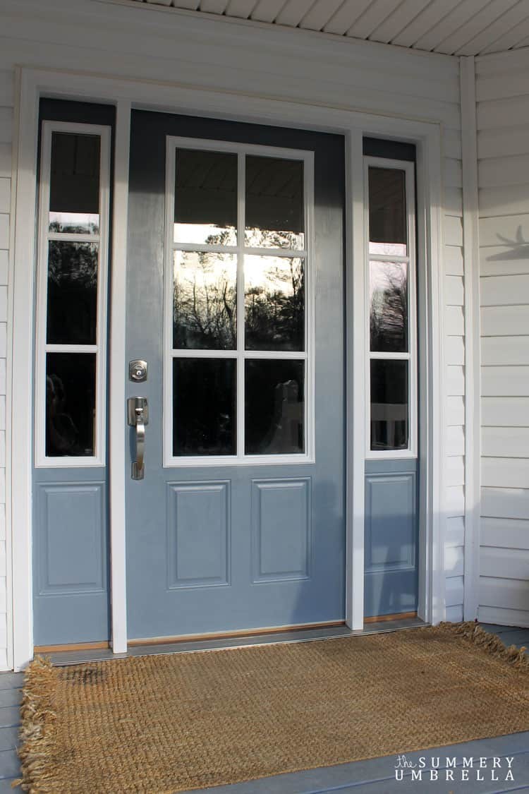Have you been wanting to give your home a gorgeous refresh? Then you'll definitely WANT to check out our Shut the Front Door Upgrade now!