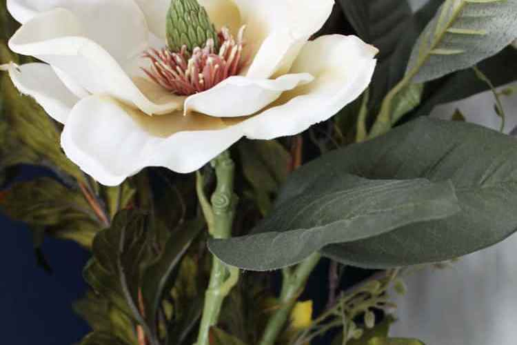 Magnolia Flower Arrangement