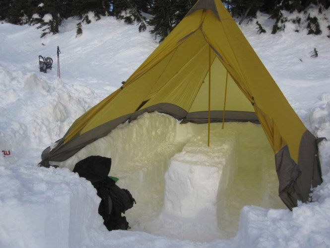 Testing Out My New Atuk Winter Tent And Stove