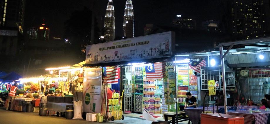 Top 5 Eats in Malaysia