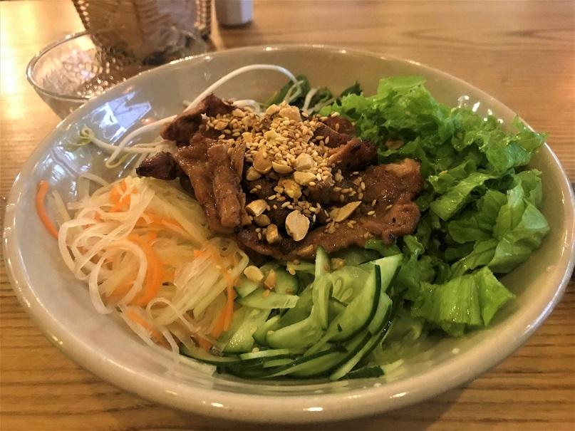 Bun thit nuong Top 5 Eats in Vietnam
