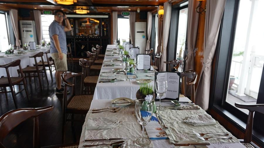 Ha Long Bay luxury cruise Budget Breakdown Travelling as a Couple in Vietnam