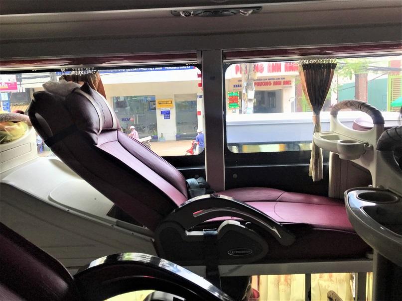 Vietnam's sleeper bus Budget Breakdown Solo Travel in South Vietnam