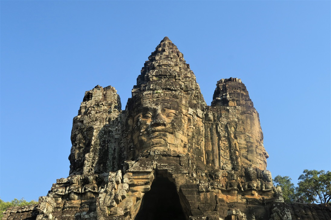 Bayon temple Budget Breakdown How To Spend Less Than $50 Per Day in Cambodia