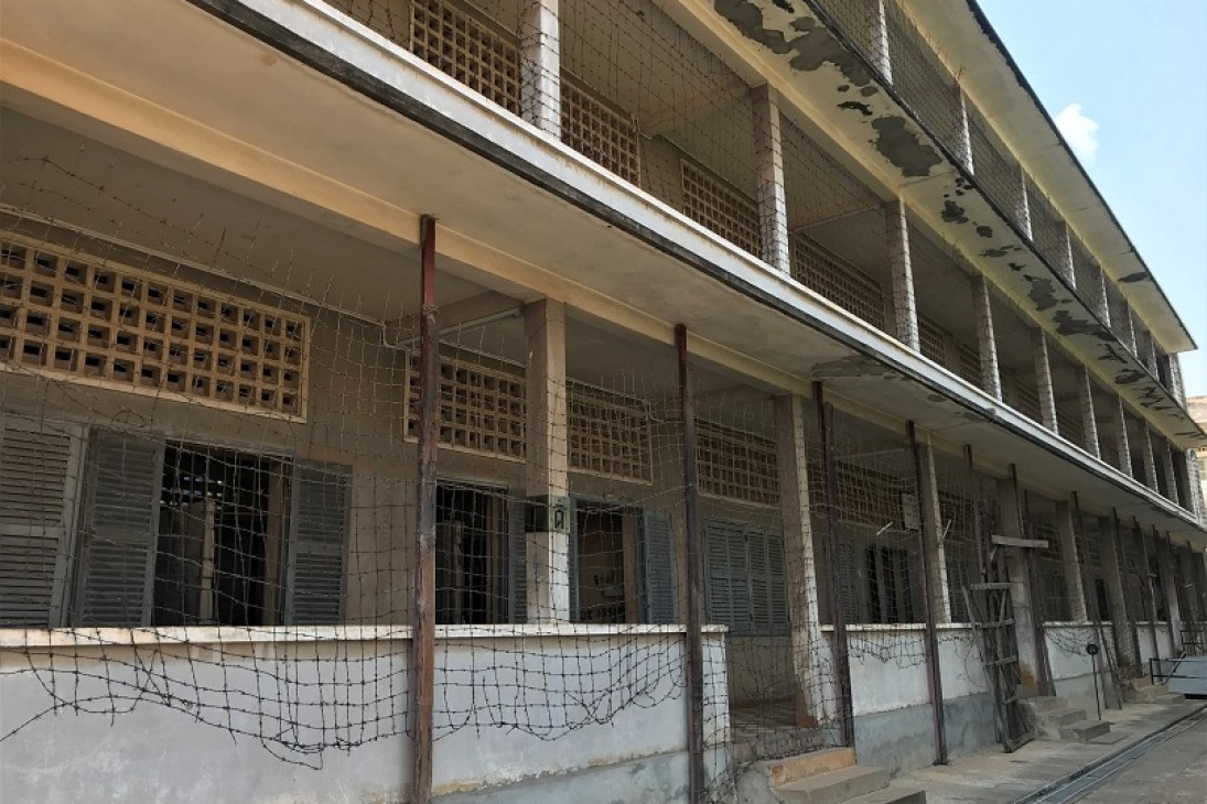 Tuol Sleng Genocide Museum (S-21 Prison) Breakdown How To Spend Less Than $50 Per Day in Cambodia