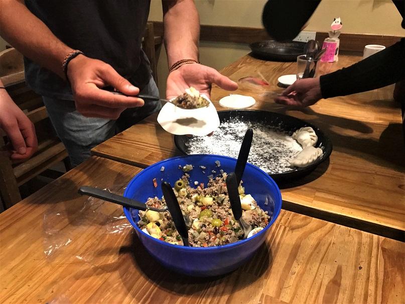 Making-empanadas-at-Sabatico-Budget-Breakdown-Exploring-Buenos-Aires-and-Mendoza-Argentina