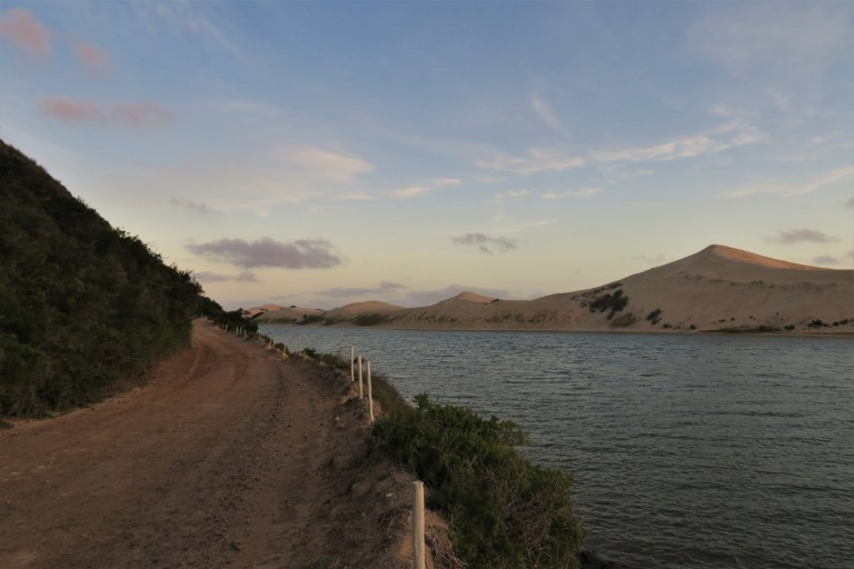 Alexandria Dune The Budget Traveller's Guide to the Garden Route Road Trip