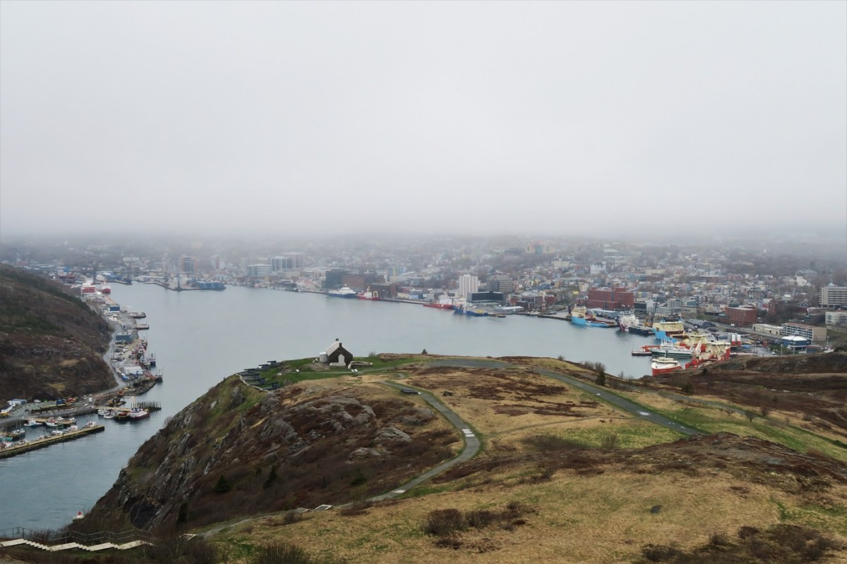 St.-Johns-view-from-Signal-Hill-Budget-Breakdown-An-Atlantic-Canada-Road-Trip