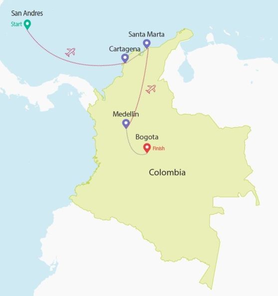 Colombia-route-Budget-Breakdown-The-Cost-of-Backpacking-Colombia