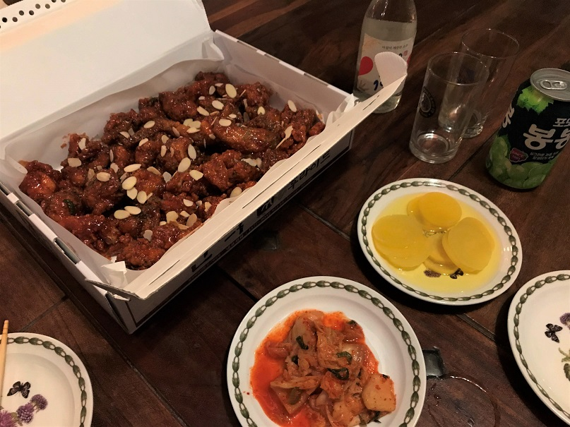 Korean-Fried-Chicken-Top-5-Eats-in-South-Korea