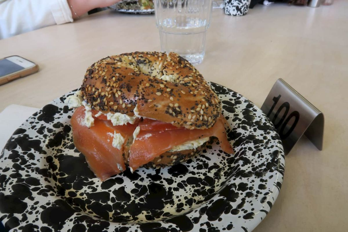 Smoked-Salmon-Mile-End-Bagel