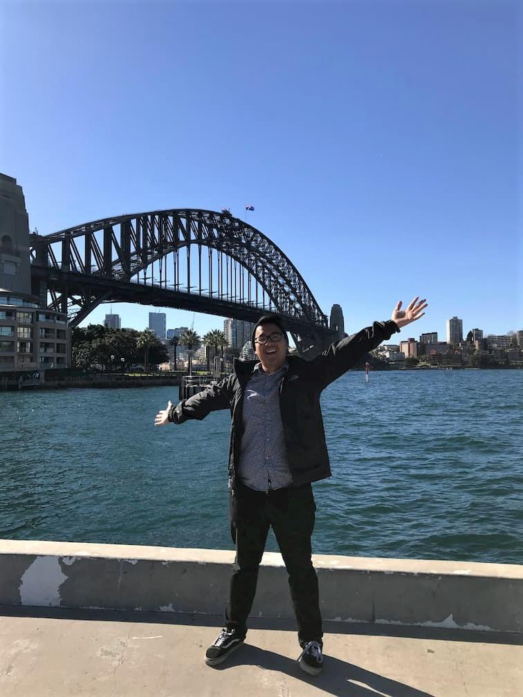 Adi Sydney Harbour Bridge