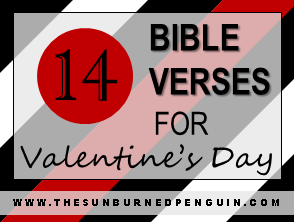 14 bible verses for valentines day - Bible Verse For Valentines Day