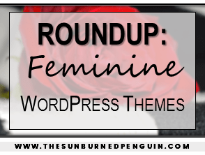 Roundup: Feminine WordPress Themes