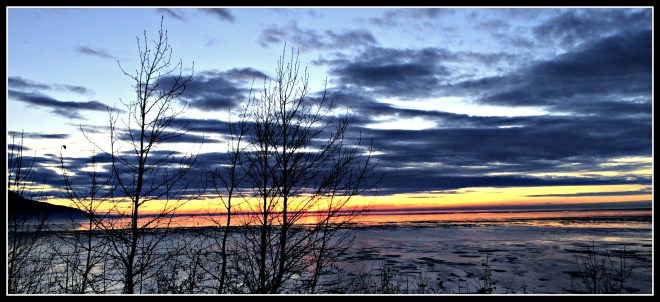 *Alaska the beautiful. Photo taken by Traci Hollowell