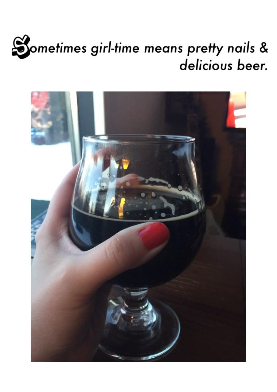 Beer & Nails