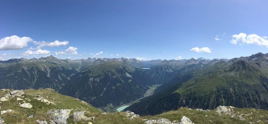 Versettla, Montafon, Silvretta, wunderschöne Wanderung