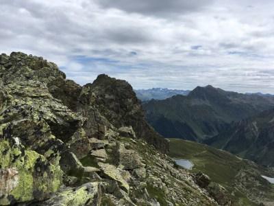 natur, Bergwelt, Gargellen