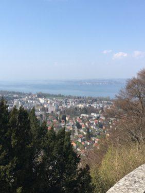 Blick vom Gebhardsberg