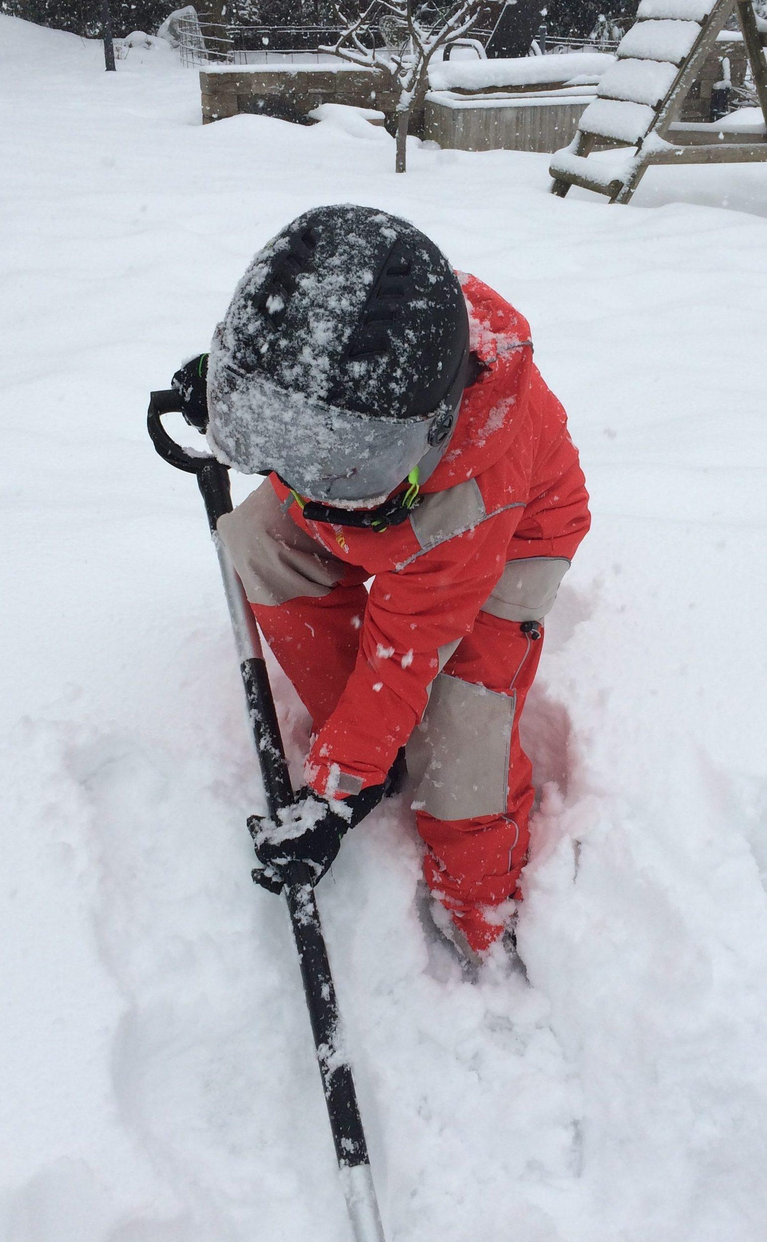 kindi hääs, marc giradelli skianzug