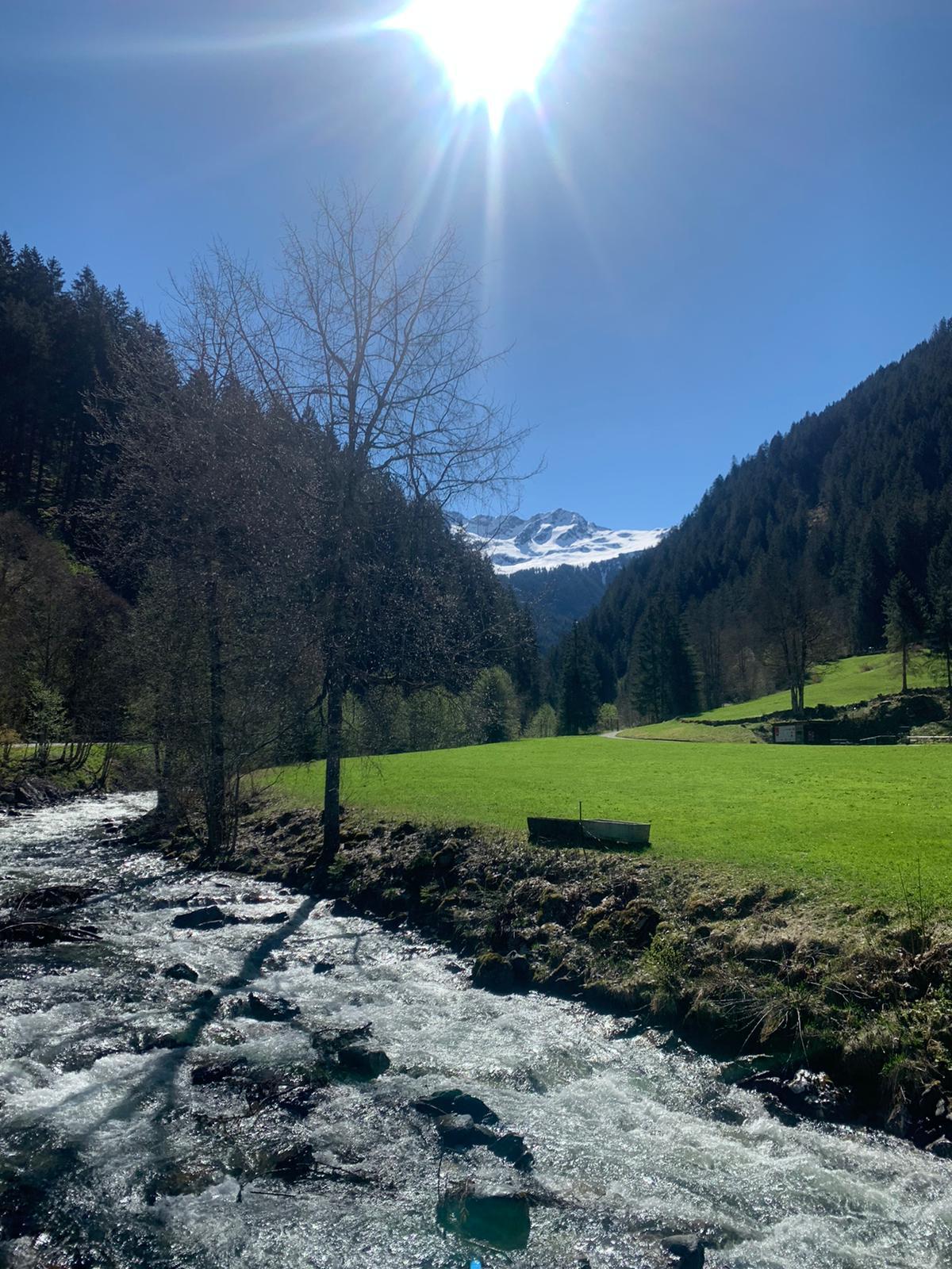erlebnisweg litzbach, montafon, silbertal