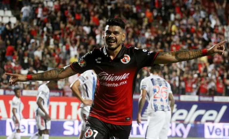 Argentines Bou and Musto deliver the win to Tijuana and fourth at the Apertura