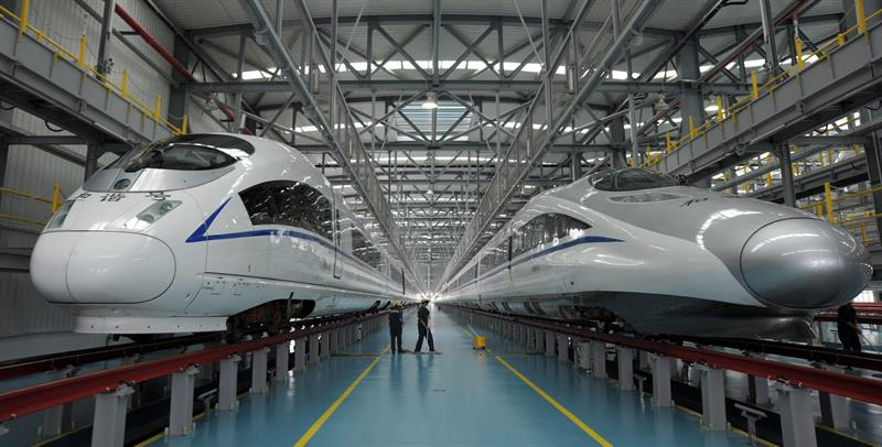 Two US companies to build Texas bullet train – The Sun Post