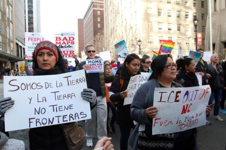 Trump generates frustration and concern among most Latinos